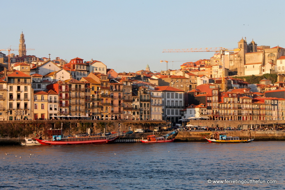 Sipping Sunshine and Wine in Porto, Portugal
