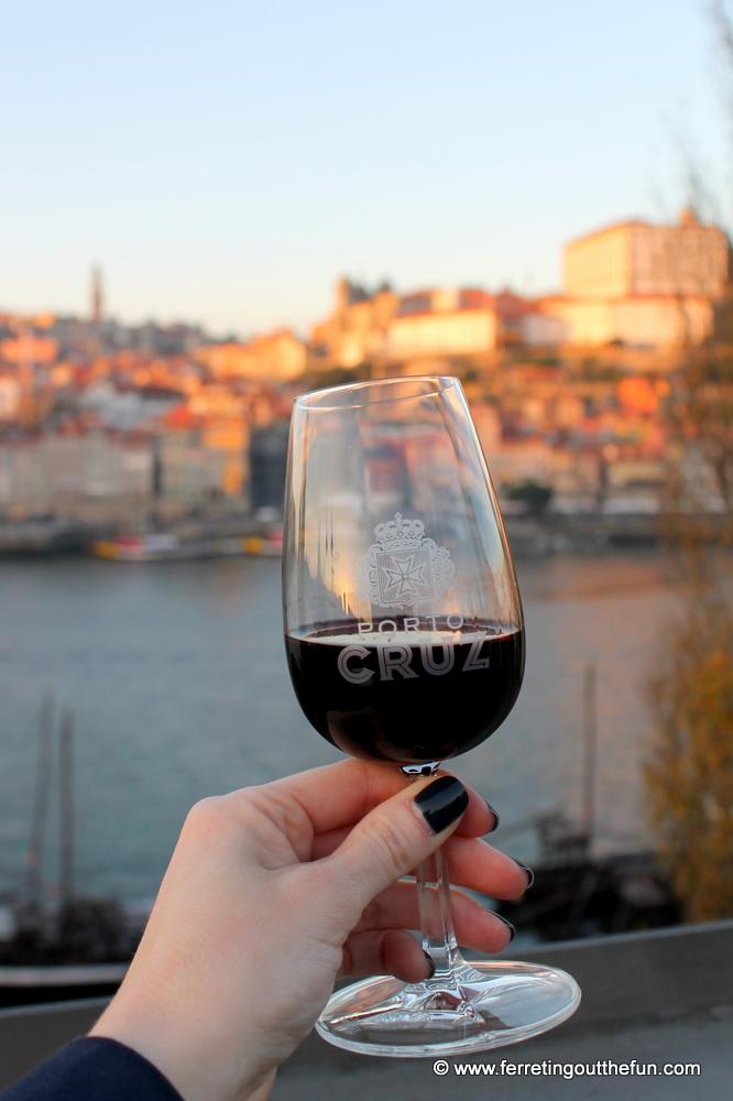 Porto Cruz Wine Tasting