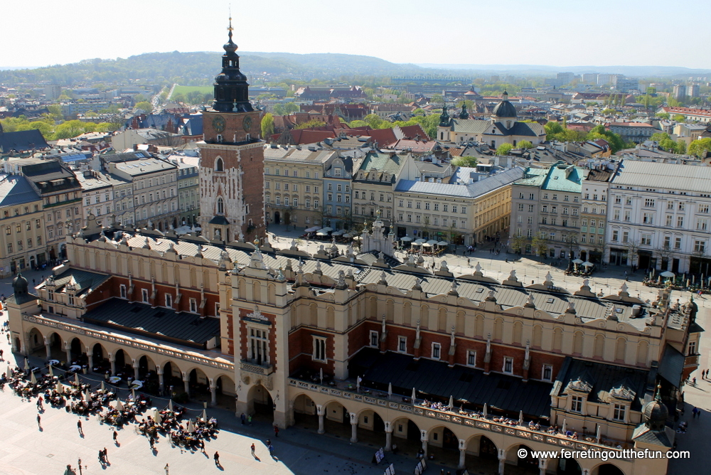 Krakow Cloth Hall