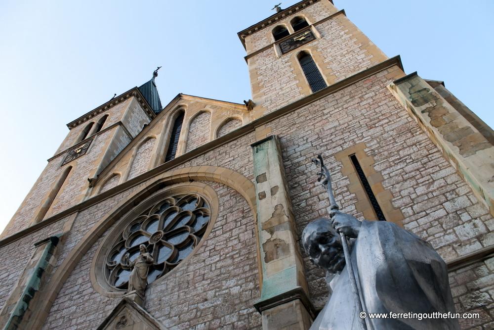Sacred Heart Cathedral Sarajevo