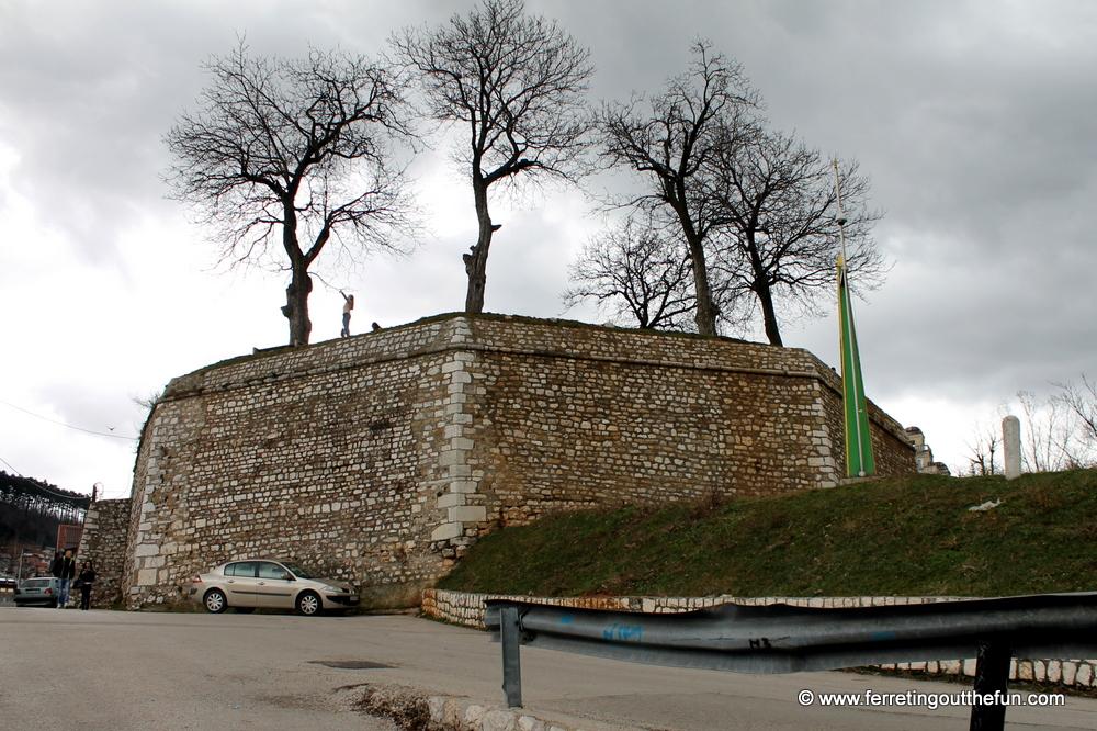 sarajevo yellow bastion