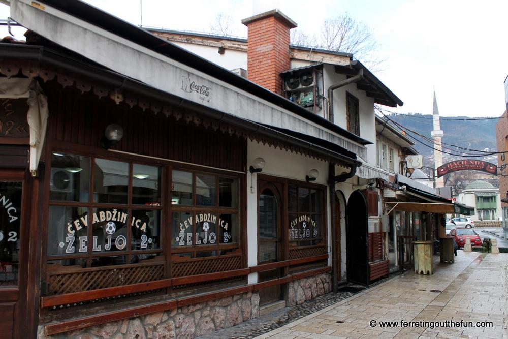Cevabdzinica Zeljo Sarajevo