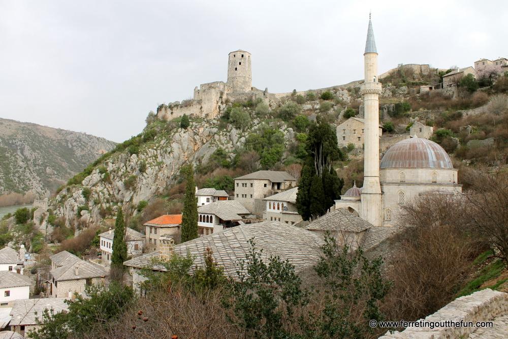 Pocitelj Bosnia