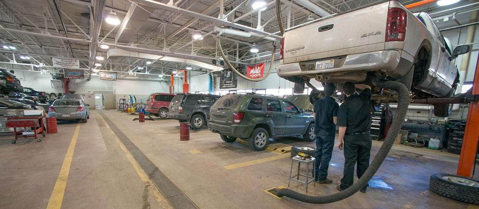 Automotive Service Technology Ferris State University