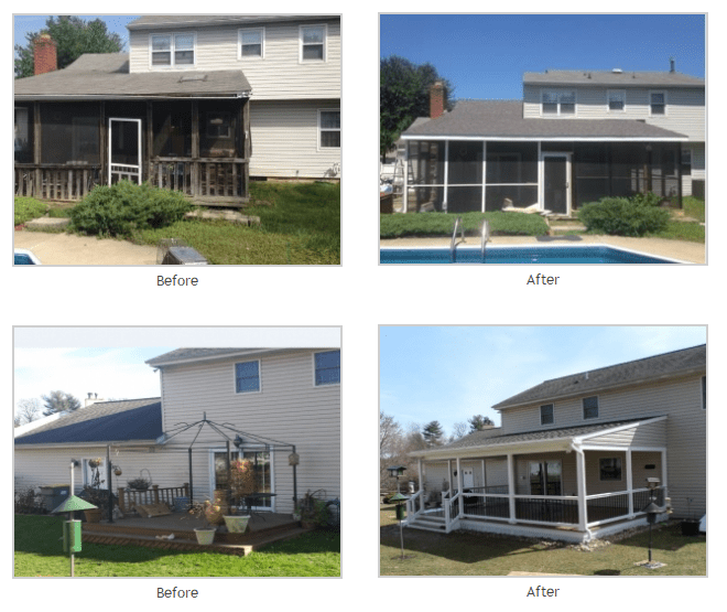 Deck Repairs by Ferris Home Improvements