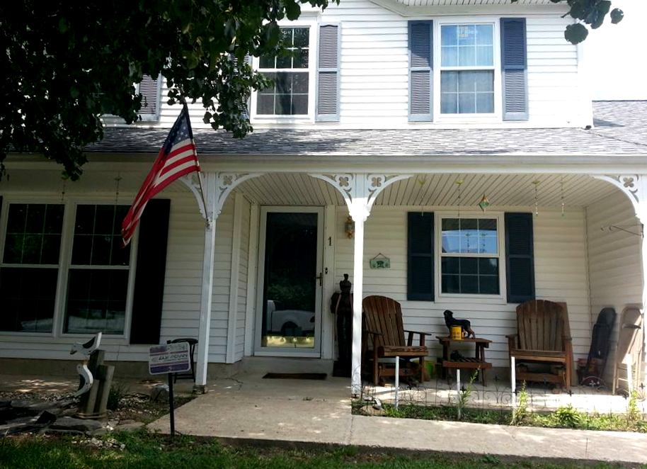 new windows installed by Ferris Home Improvements Delaware