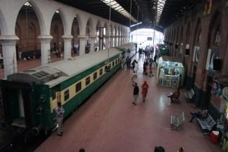 Bahnhof Lahore
