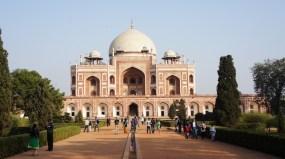 Das Mausoleum von Humayun