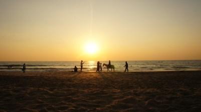 Sonnenuntergang in Agonda