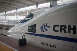 China hat in den letzten Jahren massiv in den Hochgeschwindigkeitsverkehr investiert - und betreibt nun das größte Netz der Welt