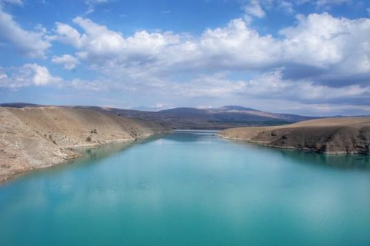 In der Zentraltürkei zwischen Divriği und Erzincan.