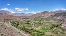 Oase im Alamut Valley.