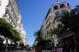 Im Zentrum Algiers