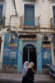 Weil die Häuser in der Casbah nicht über Bäder verfügen, gibt es öffentliche Duschen.