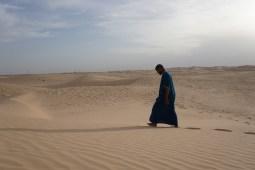 Unterwegs mit Walid in der Sahara