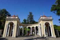 …international renomierten Einrichtungen wie dem Botanischen Garten …