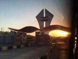 Am irakisch-türkischen Grenzübergang