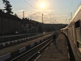 Auf der Fahrt von Svilengrad bzw. Plovdiv nach Sofia
