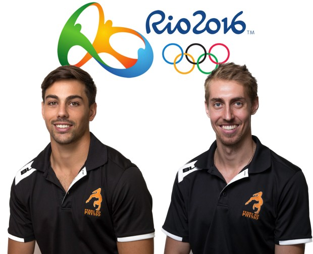 Ferry Rd Physio, Olympics, Rio, Olympics Physio, Gold Coast Physio, Commonwealth Games Physio, Physio Southport