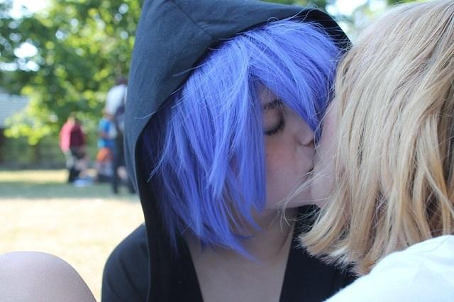 Embarazo pareja de Lesbianas