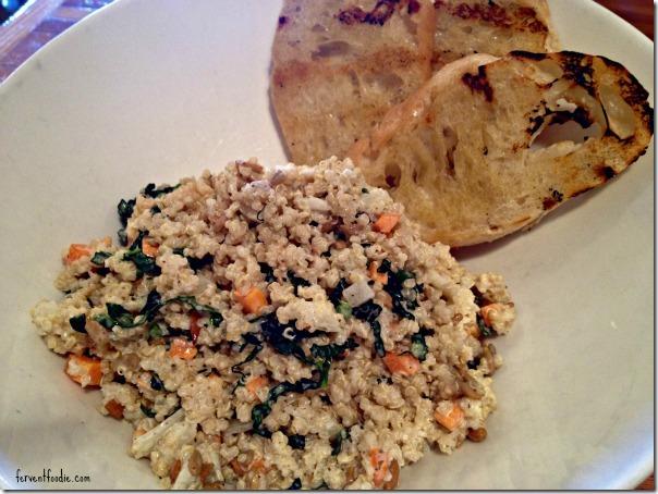 harvest moon grill - quinoa salad