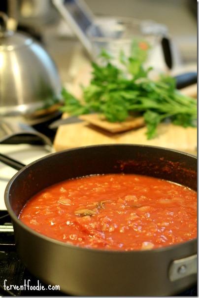 shitty tomato sauce
