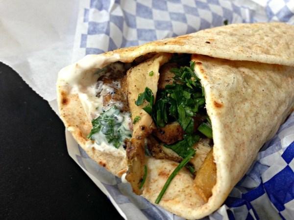 Herban Legend Chicken Shawarma