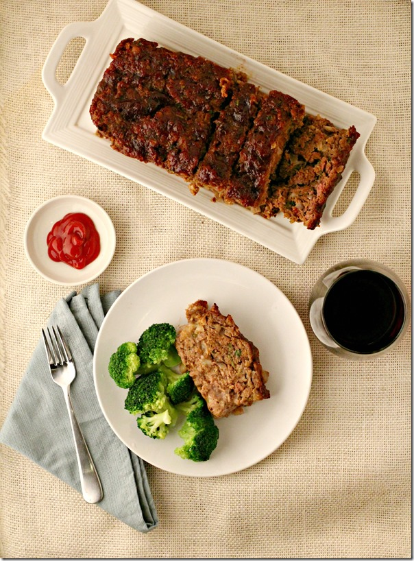 Marsala Glazed Meatloaf v2