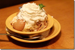 Tupelo Honey Banana Pudding