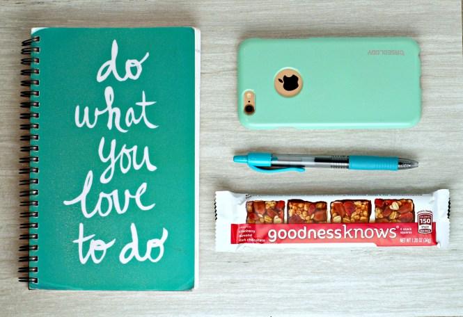 Goodness Knows #tryalittlegoodness