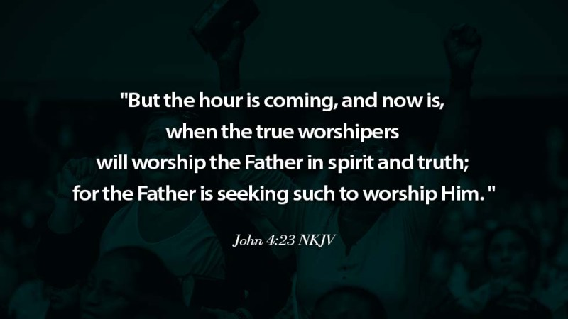Who is A True Worshipper