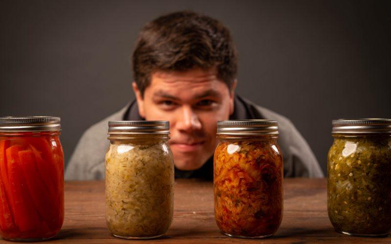 cibi fermentati in barattolo