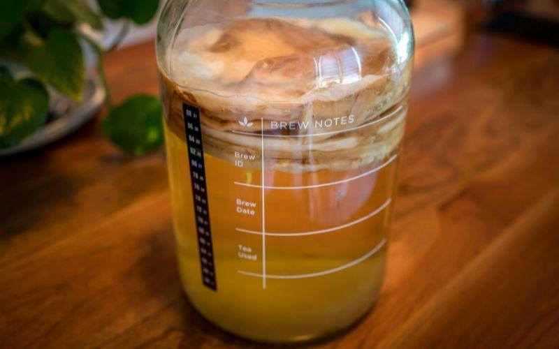 Kombucha in seconda fermentazione