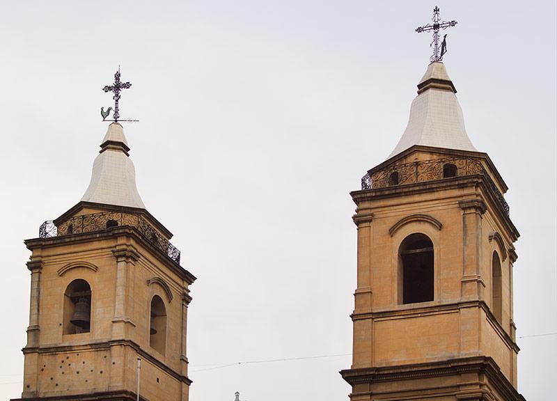 campanario Santo Domingo