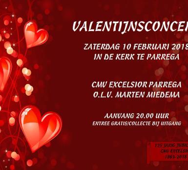 Concert CMV Excelsior