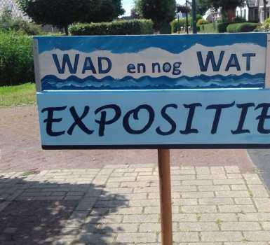 Expositie 'Wad en nog Wat' geopend