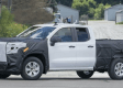 2022 Chevy Silverado Spy Photo