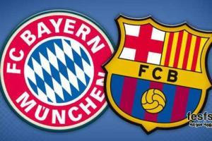 مشاهدة مباراة برشلونة وبايرن ميونخ بث مباشر اليوم روابط قنوات bein sports