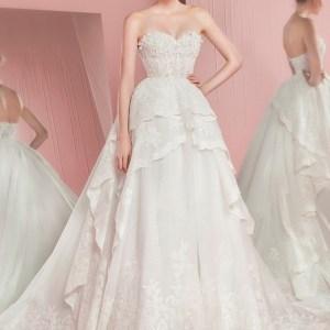 أروع صور فساتين زفاف 2016 – أجدد تصاميم العام القادم 2016