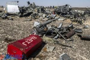 الإستخبارات الروسية : قنبلة يدوية وراء سقوط الطائرة الروسية