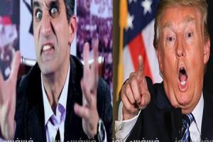 طرد الإعلامي باسم يوسف من الولايات المتحدة الأمريكية يأمر  من الرئيس ترامب
