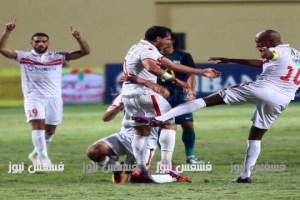 هجوم مرتضي منصور علي محمد حلمي ولاعبين الزمالك
