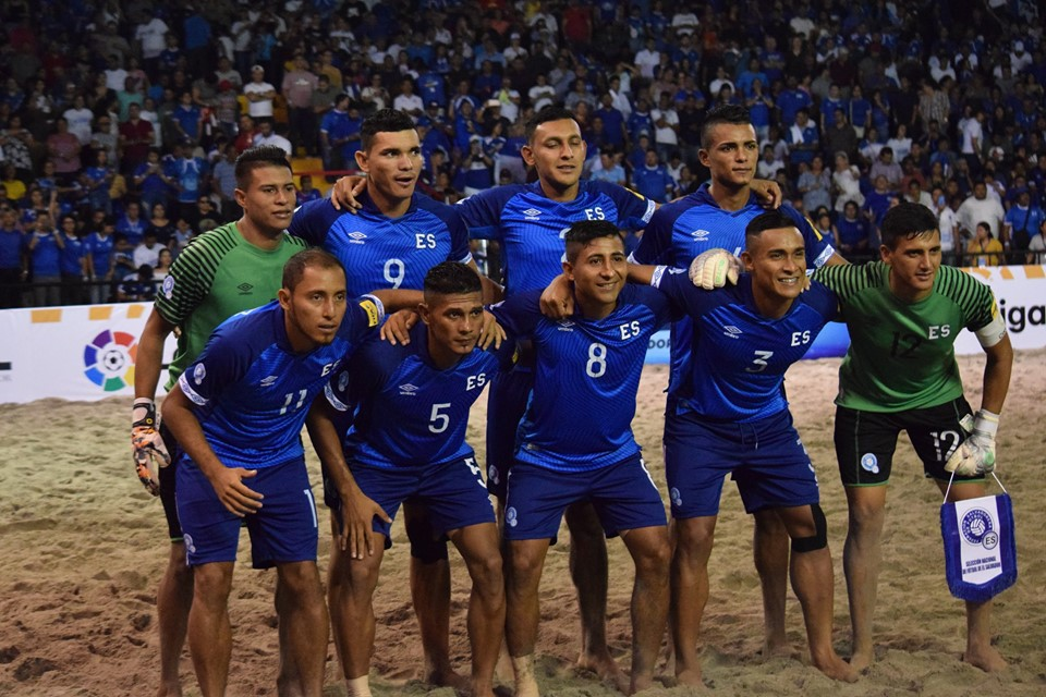 Selección Nacional Fútbol Playa