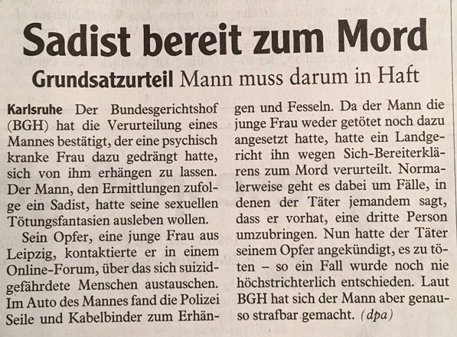 Augsburger Allgemeine vom 06.07.2018