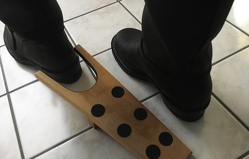 Stiefelknecht – Nur ein Stück Holz?
