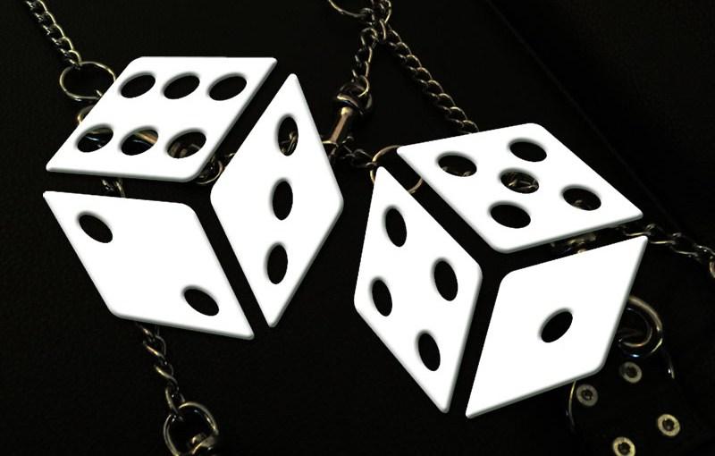 Würfelspiel für einen BDSM-Spieleabend