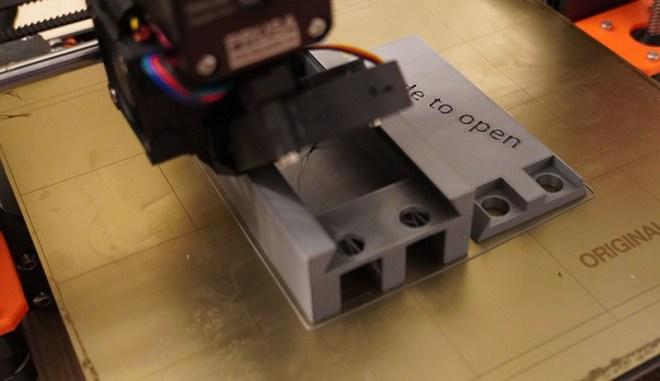 3D-Drucker - Copyright 2020, fesselblog.de