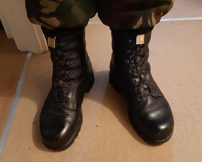 """Locked Boots - Copyright 2021, mit freundlicher Genehmigung von """"Jason Skinboi"""""""
