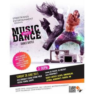 Music Meets Dance