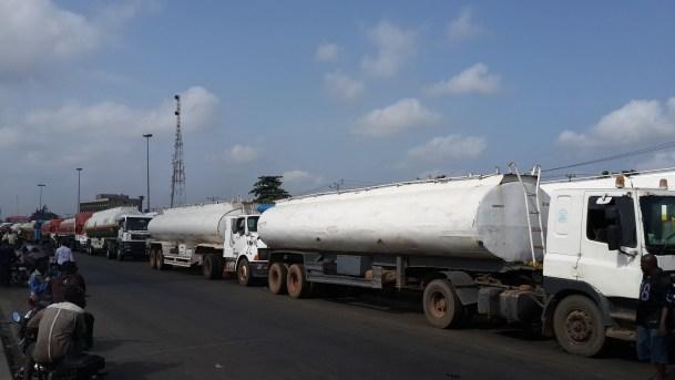 fuel tankers take over festac roads (2)